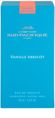 Comptoir Sud Pacifique Vanille Abricot woda toaletowa dla kobiet 4