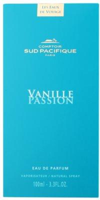 Comptoir Sud Pacifique Vanille Passion Eau De Parfum pentru femei 4