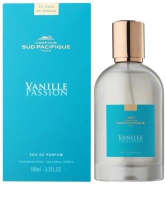 Comptoir Sud Pacifique Vanille Passion eau de parfum nőknek