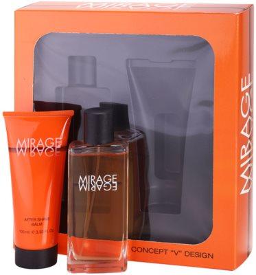 Concept V Mirage ajándékszett