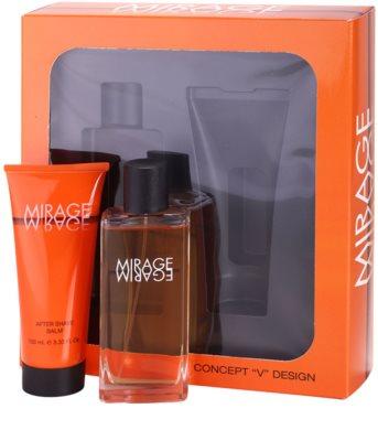 Concept V Mirage coffret presente