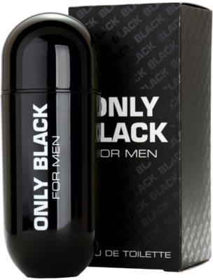 Concept V Only Black Eau de Toilette pentru barbati 1