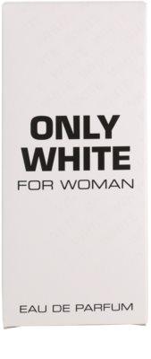 Concept V Only White eau de parfum para mujer 4