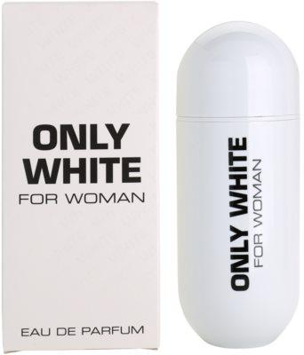 Concept V Only White Eau de Parfum para mulheres