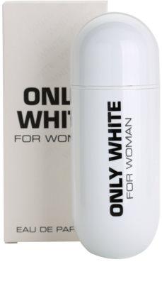 Concept V Only White eau de parfum para mujer 1