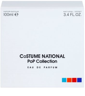 Costume National Pop Collection eau de parfum para mujer 1