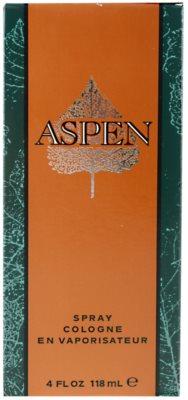 Coty Aspen kolonjska voda za moške 3