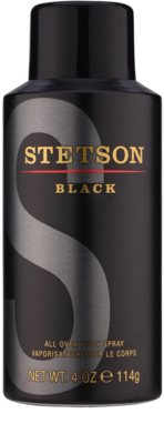 Coty Stetson Black spray do ciała dla mężczyzn