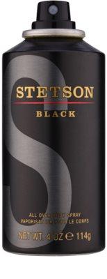 Coty Stetson Black spray pentru corp pentru barbati 1