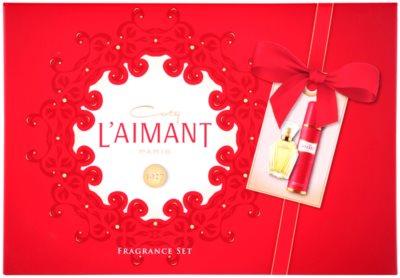 Coty L'Aimant zestaw upominkowy 1