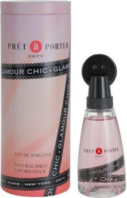 Coty Pret a Porter Glamour Chic eau de toilette nőknek