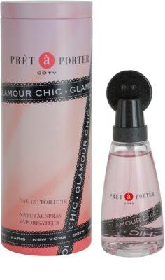 Coty Pret a Porter Glamour Chic eau de toilette para mujer