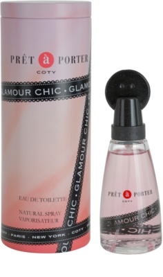 Coty Pret a Porter Glamour Chic Eau de Toilette pentru femei