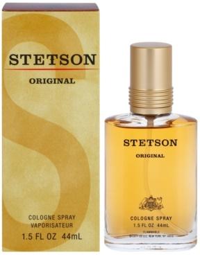 Coty Stetson Original Eau de Cologne para homens