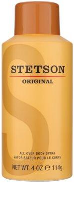 Coty Stetson Original spray corporal para hombre