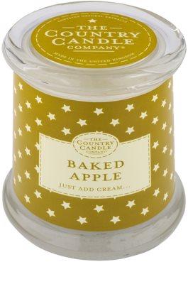 Country Candle Baked Apple ароматна свещ    в стъкло с капачка