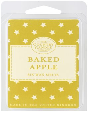 Country Candle Baked Apple cera derretida aromatizante