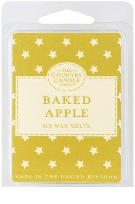Country Candle Baked Apple illatos viasz aromalámpába