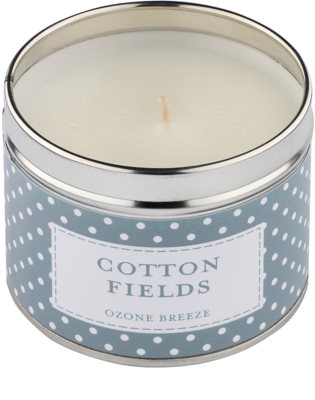 Country Candle Cotton Fields vonná sviečka   v plechu 1