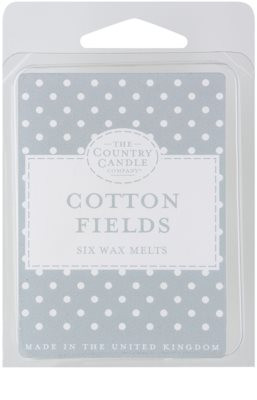 Country Candle Cotton Fields Wachs für Aromalampen