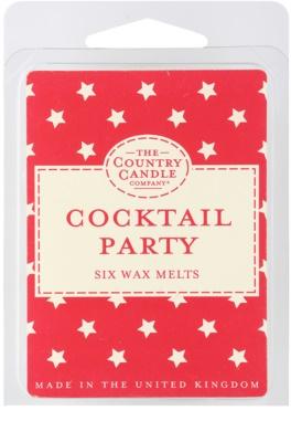 Country Candle Cocktail Party ceară pentru aromatizator
