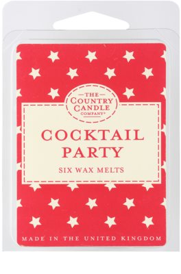 Country Candle Cocktail Party vosk do aromalampy