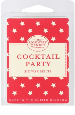 Country Candle Cocktail Party Wachs für Aromalampen