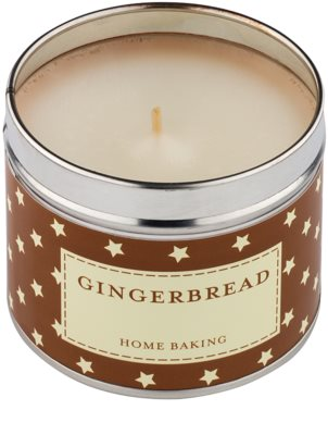 Country Candle Gingerbread Duftkerze    in Blechverpackung 1