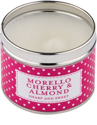 Country Candle Morello Cherry & Almond vela perfumado   Em placa 1