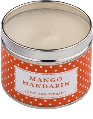 Country Candle Mango Mandarin lumanari parfumate 1