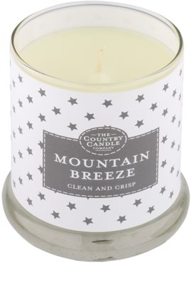 Country Candle Mountain Breeze Duftkerze    im Glas mit Deckel 1
