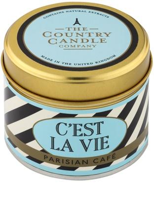 Country Candle Parisian Café lumanari parfumate