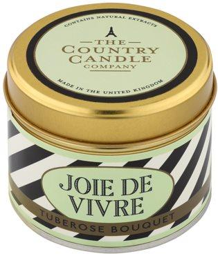 Country Candle Tuberose Bouquet lumanari parfumate