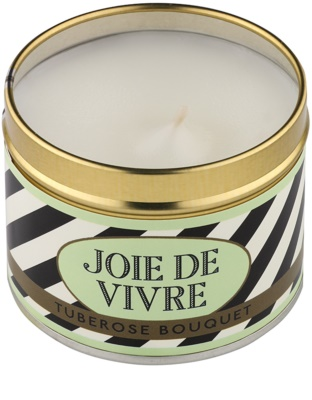 Country Candle Tuberose Bouquet Scented Candle   in Tin 1