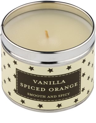 Country Candle Vanilla Spiced Orange lumanari parfumate 1