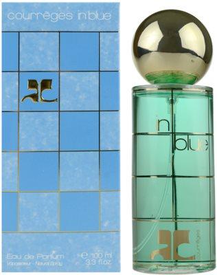 Courreges In Blue eau de parfum para mujer