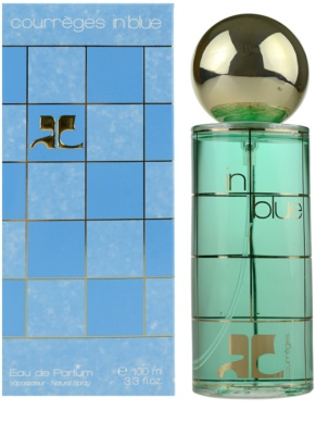 Courreges In Blue woda perfumowana dla kobiet
