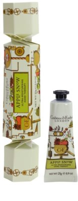 Crabtree & Evelyn Apple Snow crema de maini hidratanta