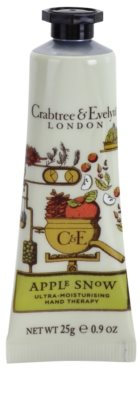 Crabtree & Evelyn Apple Snow crema de maini hidratanta 1