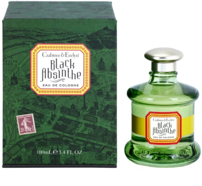 Crabtree & Evelyn Black Absinthe Eau de Cologne para homens