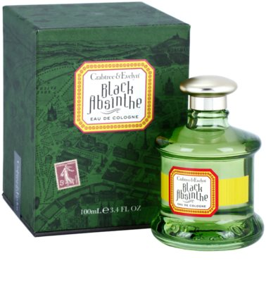 Crabtree & Evelyn Black Absinthe Eau de Cologne para homens 2
