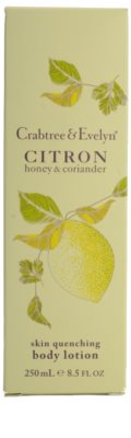 Crabtree & Evelyn Citron leche corporal 2