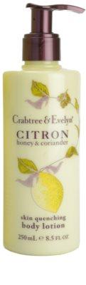 Crabtree & Evelyn Citron молочко для тіла