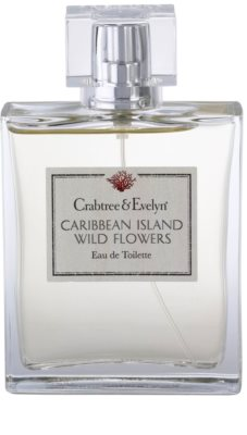 Crabtree & Evelyn Caribbean Island Wild Flowers eau de toilette para mujer 2