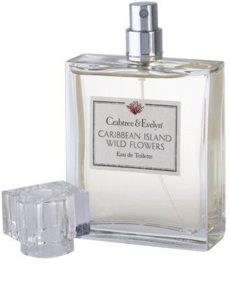 Crabtree & Evelyn Caribbean Island Wild Flowers Eau de Toilette für Damen 3