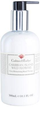 Crabtree & Evelyn Caribbean Island Wild Flowers crema nutritiva para manos