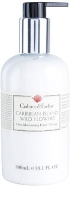 Crabtree & Evelyn Caribbean Island Wild Flowers creme nutritivo para as mãos