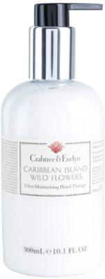 Crabtree & Evelyn Caribbean Island Wild Flowers tápláló kézkrém
