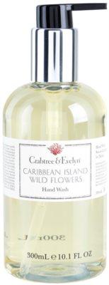 Crabtree & Evelyn Caribbean Island Wild Flowers sapun lichid de maini