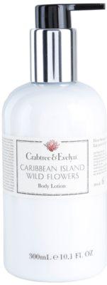 Crabtree & Evelyn Caribbean Island Wild Flowers testápoló tej